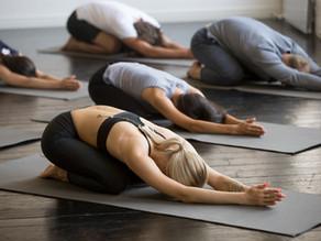 Tuesday Morning Yoga Class
