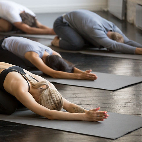 Teen Stress Relief with Restorative Yoga - MAR