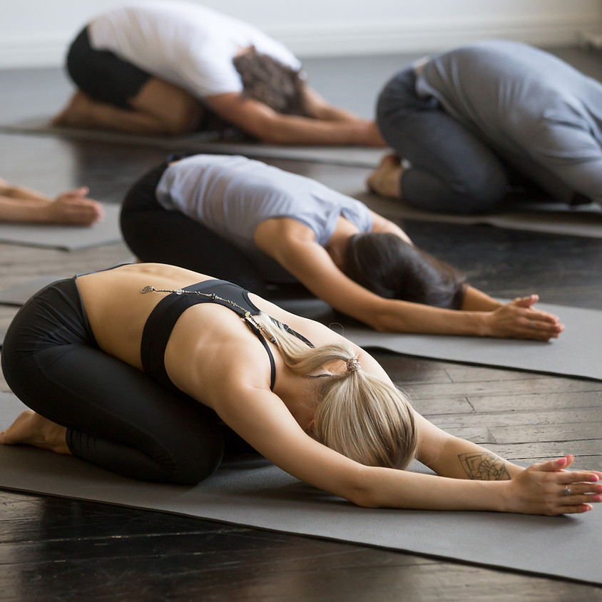 Teen Stress Relief with Restorative Yoga - APR