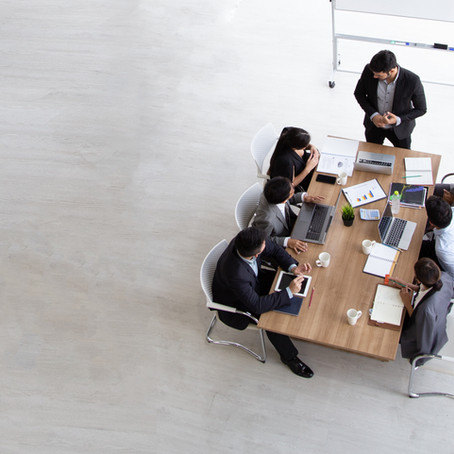Strong Teams are a Key Aspect of a Well-Developed Organization