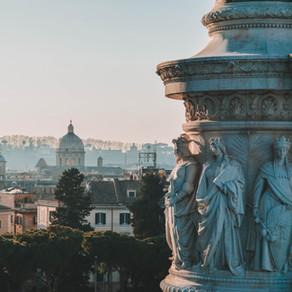 Rome – verwondering, verbazing en vervoering