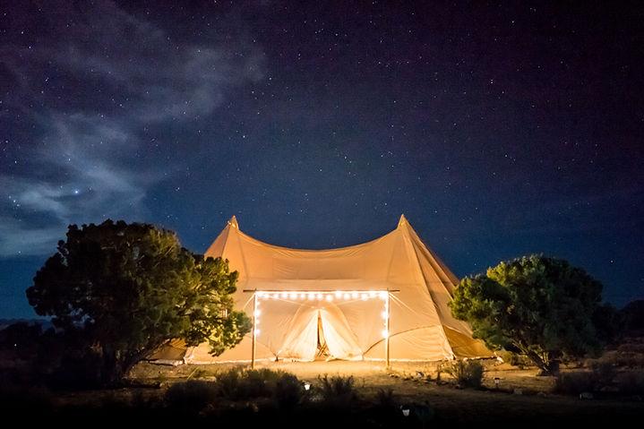 אוהל טיפי לאירועים