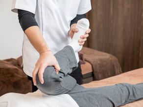 股関節のつまり感 回旋の動きの制限