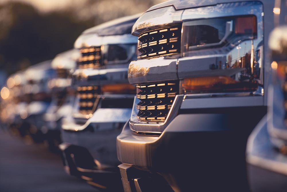 assurance flotte de camions