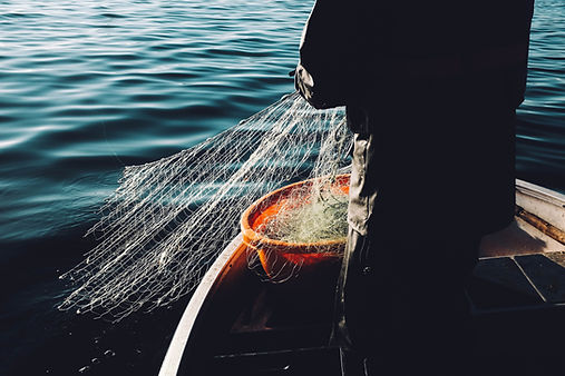 Rete da pesca