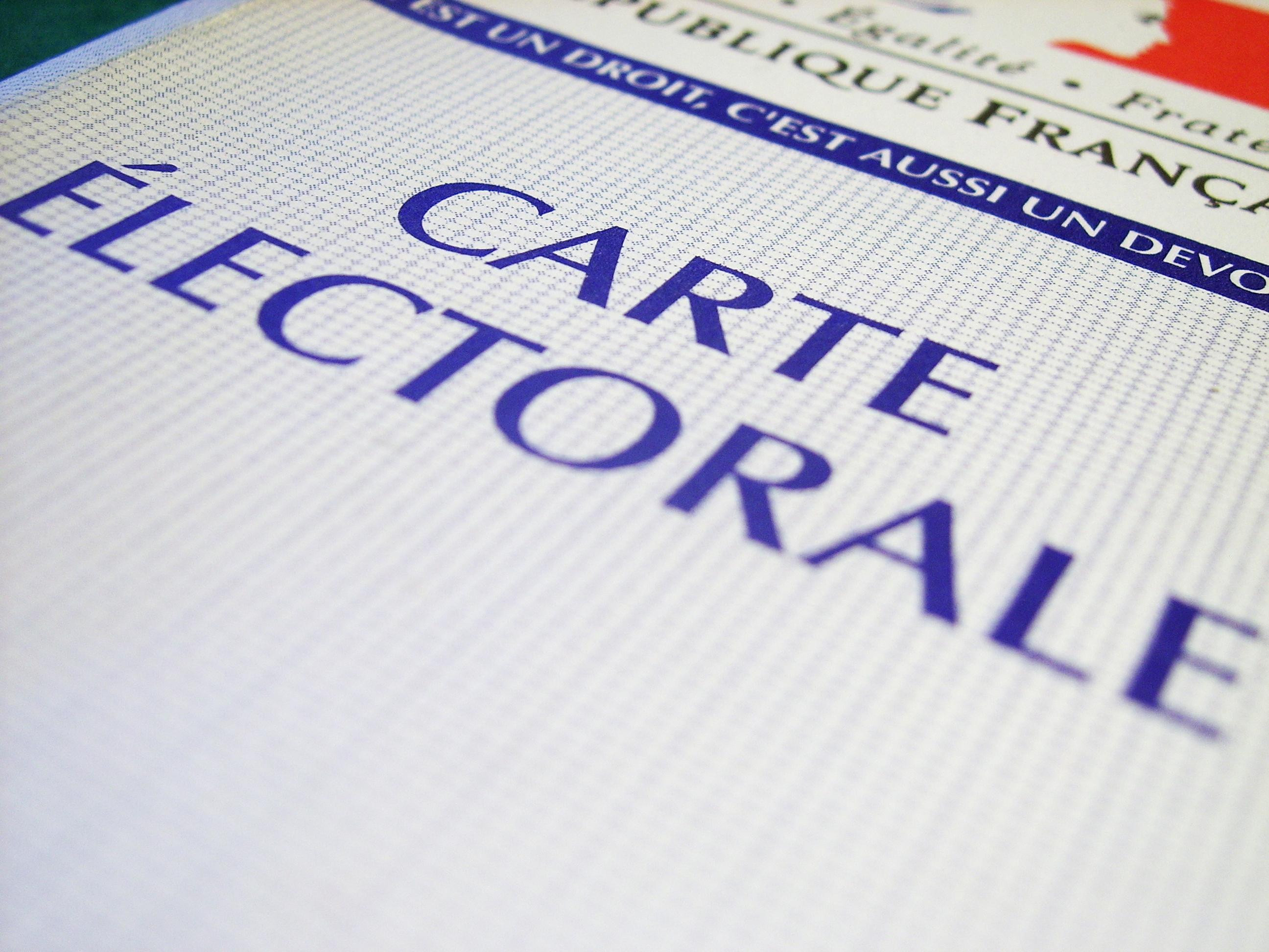 Les listes électorales