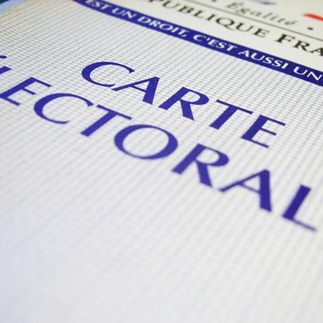 Élection des délégués - CM2 Chimère
