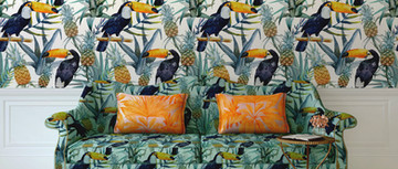 Toucans and Pineapples