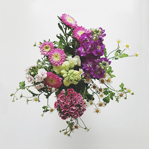 Coming Soon - Bouquet Subscription - Spring-Early Summer