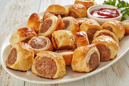 Vegetarian Sausage Roll Savoury Box