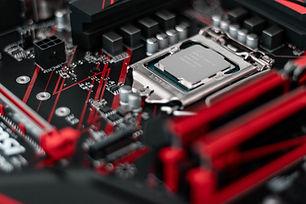 Procesador de la computadora