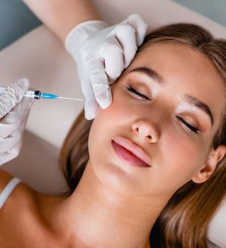 Traitement au Botox