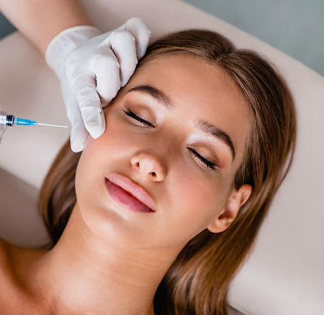 Tratamento de Botox