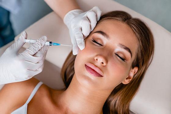 Botox-behandling