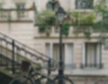 Charmante Franse stad