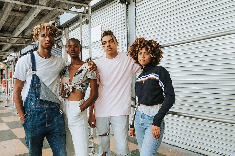 Street Fashion Models