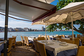 Restaurant by the Water