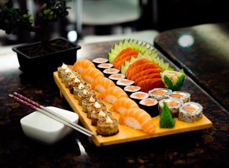 Sushi dreams...