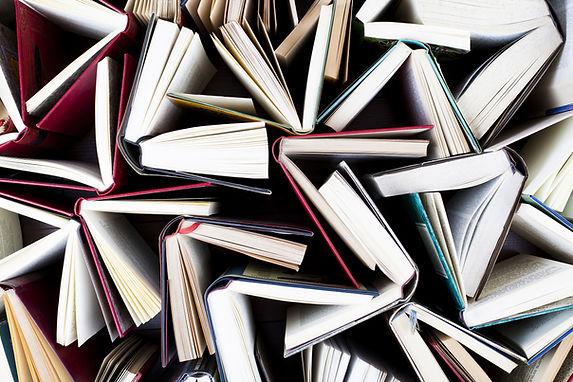 Bücher öffnen