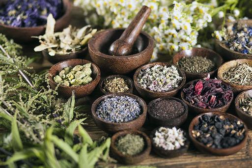 přírodní byliny