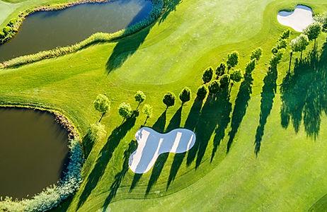 Golf Course Aerial Drone Survey