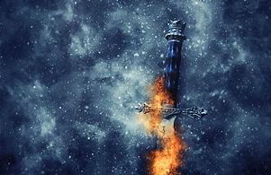 Flaming Sword