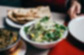 Salad Close Up