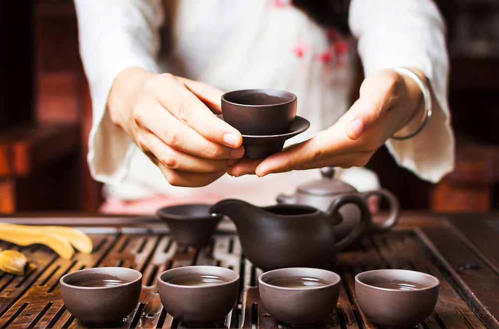 Healthy teas to match your mooncakes