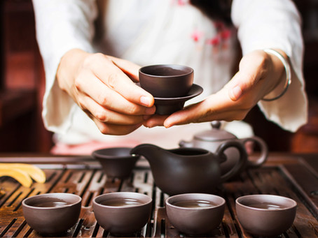 Book Review: The Wisdom of Tea by Noriko Morishita