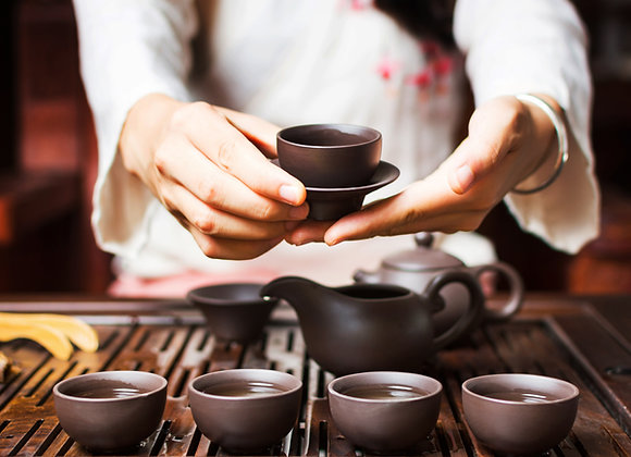 Starter Tea Club - 1 Monat