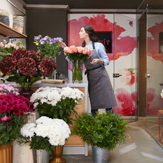 Tienda de flores
