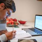 Haciendo deberes