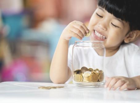 Teaching Children to Manage Money
