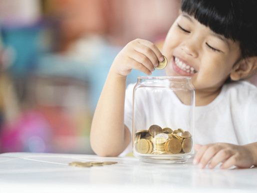 Let's learn about money! How to impart financial education to your kids?