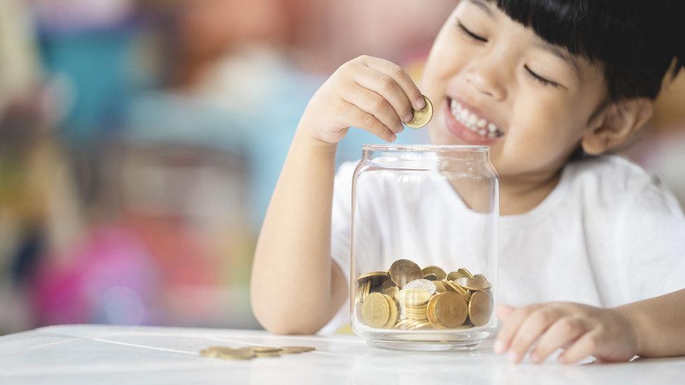 חינוך פיננסי לילדים