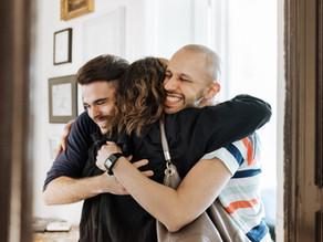 10 Benefícios do abraço