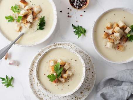 Meals We Love: Potato Leek Soup