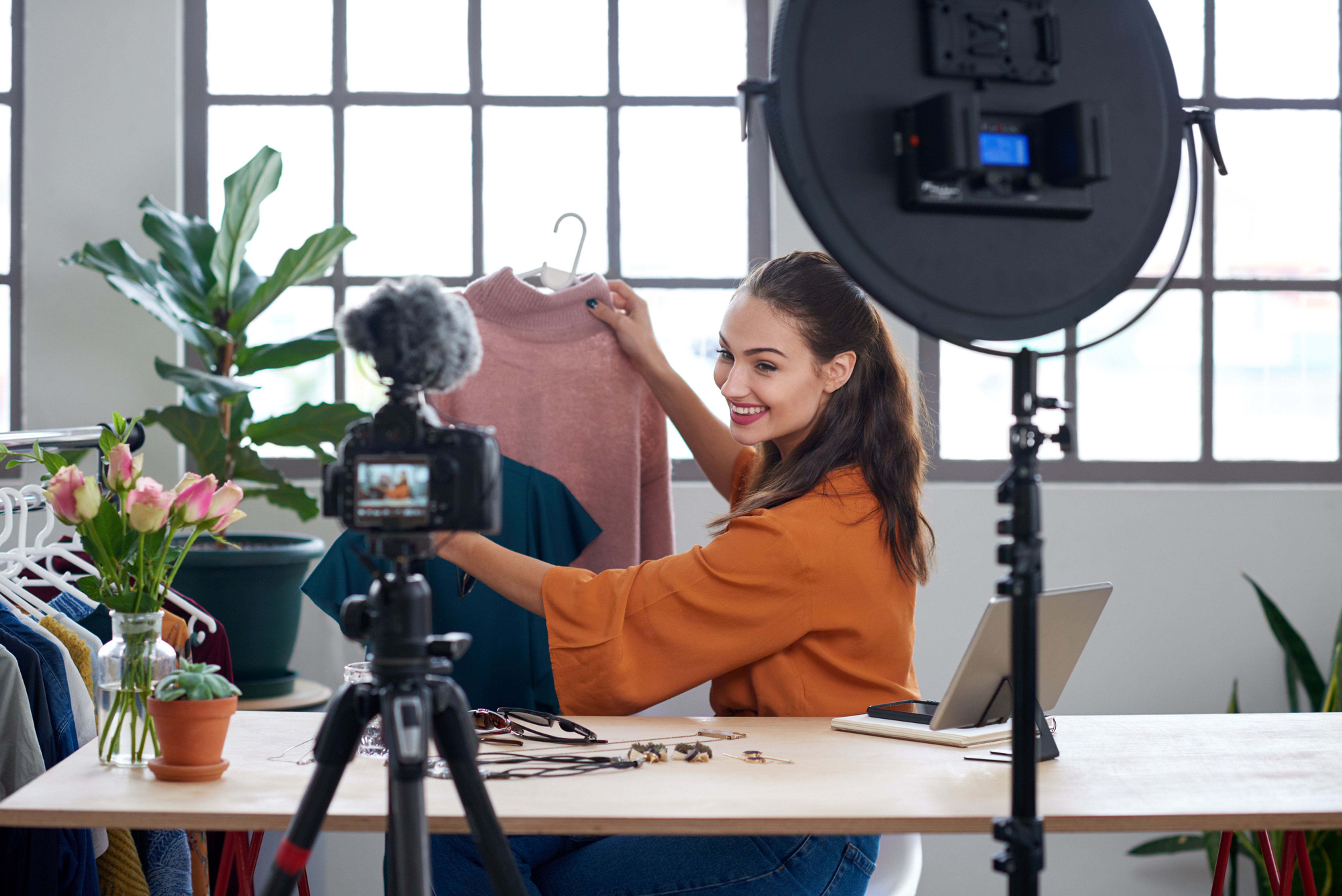 Product Photography for Social Media