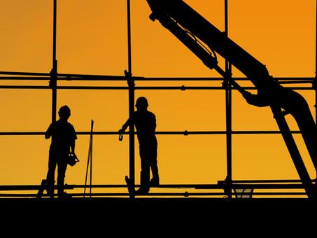 業界の地位向上に貢献したい理由、建設、物流、工場