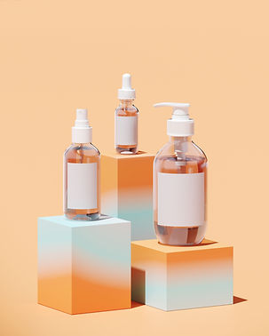 Cosmetic Product Bottles