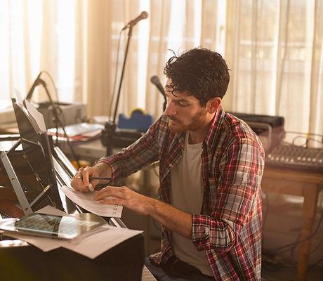 Music Writer