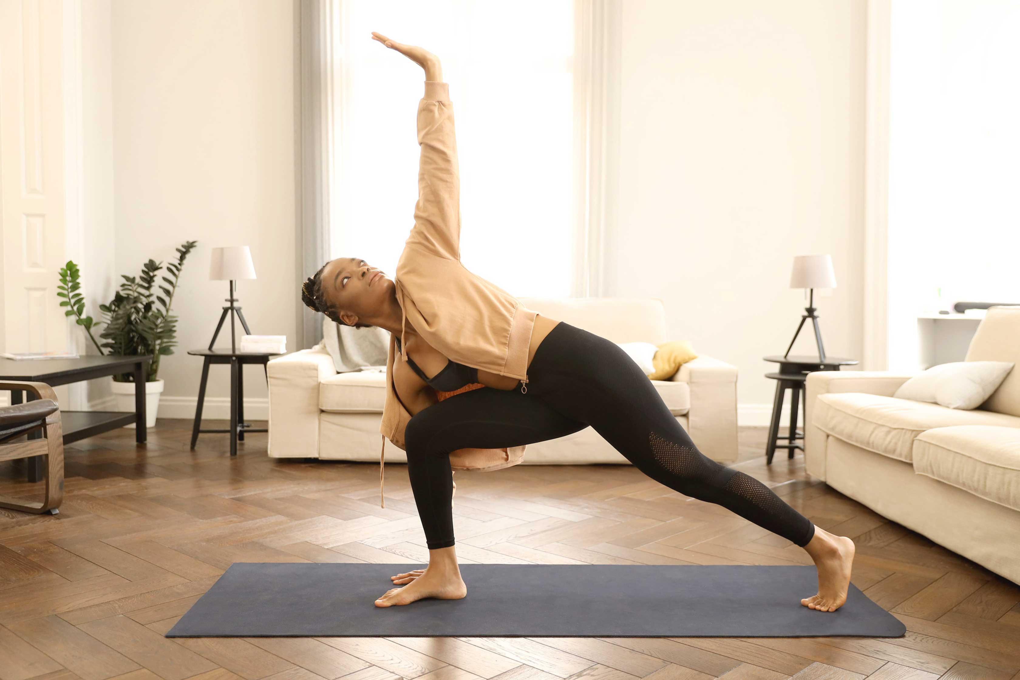 Kripalu Yoga at Home on Thursdays