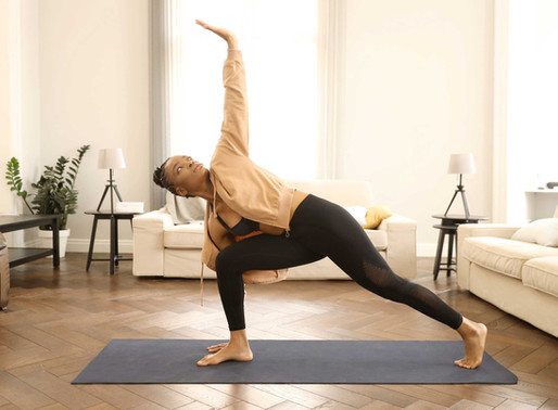 Simple Morning Yoga Routine For A Better Day