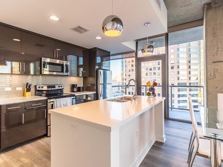How long does it take to remodel a professional kitchen?