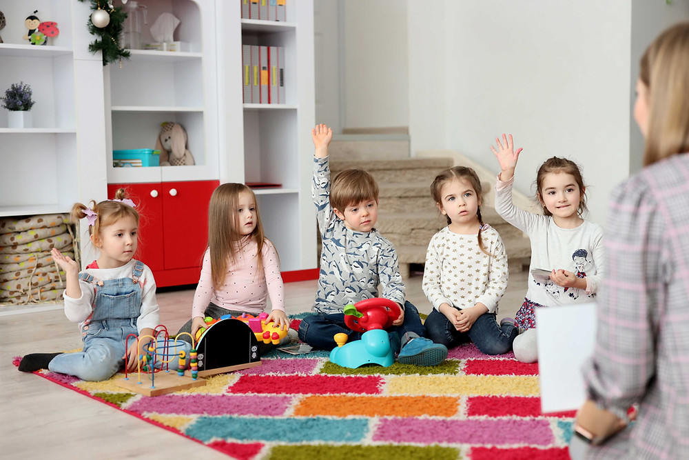 Symbolbild Kinderbetreuung