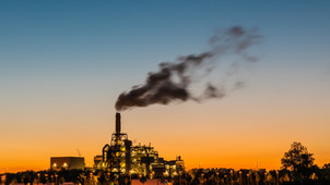 Air Quality: Crashing and Burning