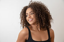 Curly Woman