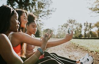 Fitness Selfie