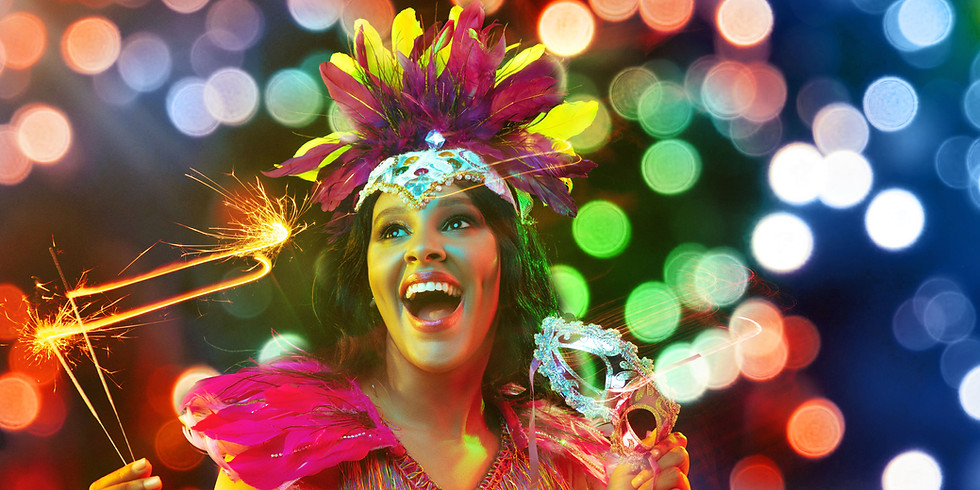 2021 Annual Masquerade Ball