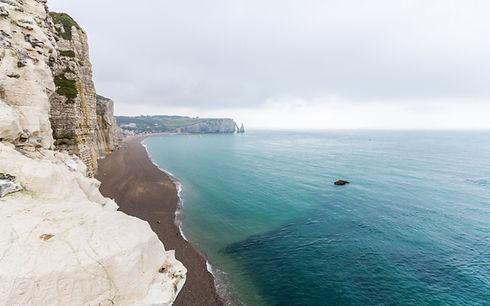 フランス沿岸